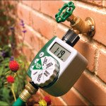 Orbit 91213 One Dial Garden Hose Digital Water Timer