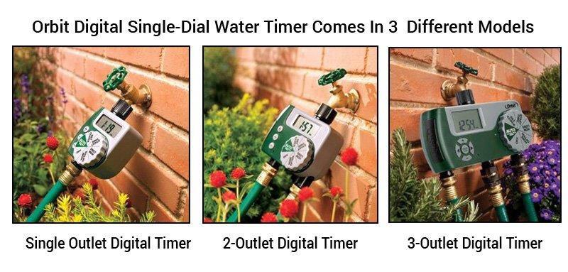 Orbit Digital Water Timers